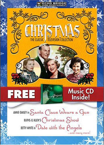 Christmas The Classic Television Collection (With Free CD -Angels We Have Heard on High) (Boxset) DVD Movie