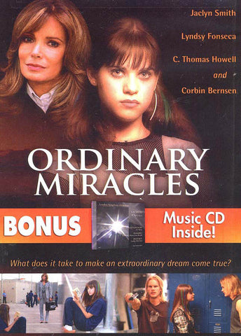 Ordinary Miracles (With Bonus CD: Sacred Classics) (Boxset) DVD Movie