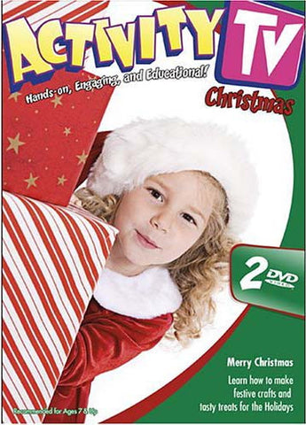 Activity TV - Christmas (Boxset) DVD Movie