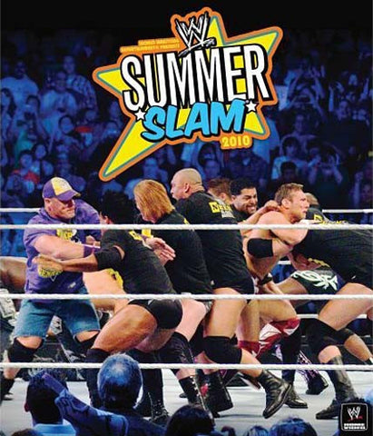 WWE - SummerSlam 2010 DVD Movie