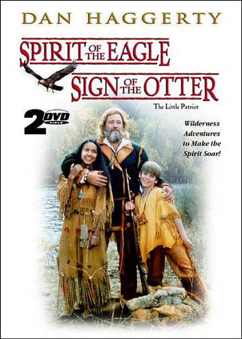 Spirit of the Eagle/Sign of the Otter (Dan Haggerty) (Boxset) DVD Movie