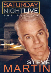 Saturday Night Live - The Best of Steve Martin (MAPLE)