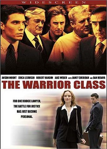 The Warrior Class DVD Movie
