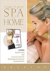 Spa at Home - Pilates for Any Body(With 2 Music CDs - Refreshing Rain Shower/Secluded Beach)(Boxset)