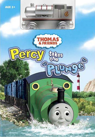 Thomas And Friends - Percy Takes the Plunge (With Toy) (Boxset) DVD Movie