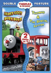 Thomas and Friends - James Goes Buzz Buzz / Thomas and the Special Letter (Double Feature)