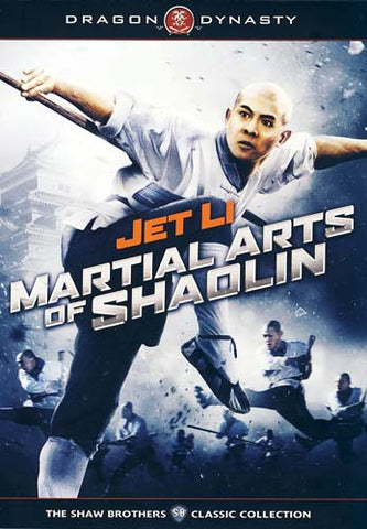 Martial Arts of Shaolin (Dragon Dynasty) DVD Movie
