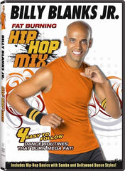 Billy Blanks Jr. - Fat-Burning Hip Hop Mix (Alliance)