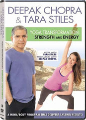 Deepak Chopra And Tara Stiles - Yoga Transformation - Strength And Energy