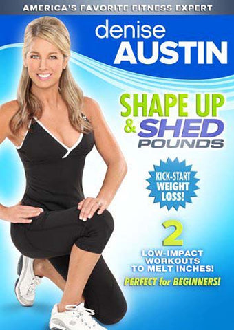 Denise Austin - Shape Up And Shed Pounds DVD Movie