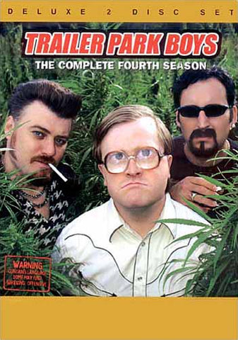 Trailer Park Boys - The Complete Season 4 - Deluxe 2 Disc Set DVD Movie