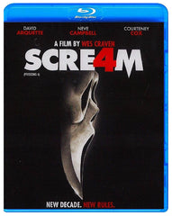 Scream 4 (Bilingual) (Blu-ray)