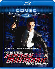 Johnny Mnemonic (Blu-ray+DVD Combo) (Bilingual) (Blu-ray)
