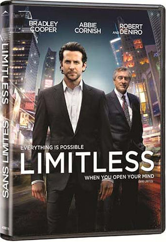 Limitless (Bilingual) DVD Movie