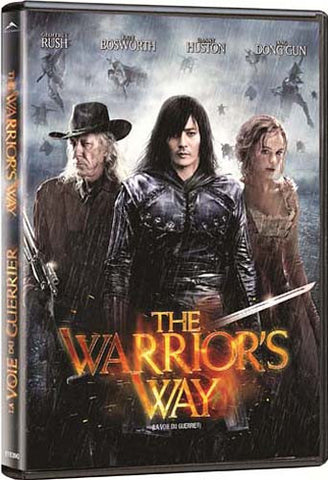The Warrior s Way(Bilingual) DVD Movie