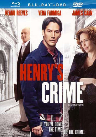 Henry's Crime (Blu-ray + DVD Combo) (Blu-ray) (DC) BLU-RAY Movie