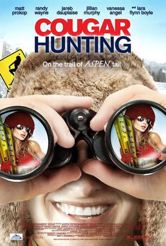 Cougar Hunting DVD Movie