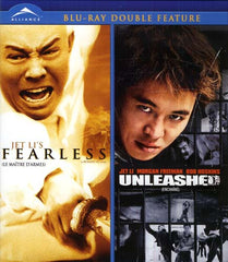Jet Li - Fearless / Unleashed (Double Feature) (Bilingual) (Blu-ray)