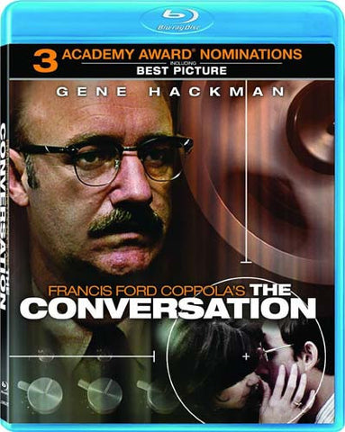 The Conversation (Blu-ray) BLU-RAY Movie