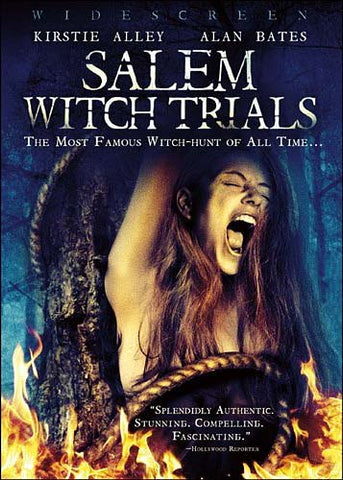 Salem Witch Trials DVD Movie
