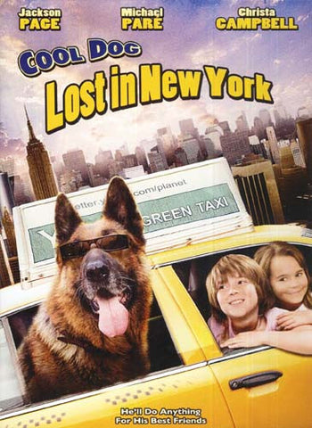 Cool Dog Lost in New York DVD Movie