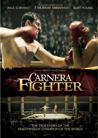 Carnera - The Fighter (AKA - The Walking Mountain) DVD Movie