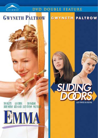 Emma/Sliding Doors (Double Feature) (Bilingual) DVD Movie