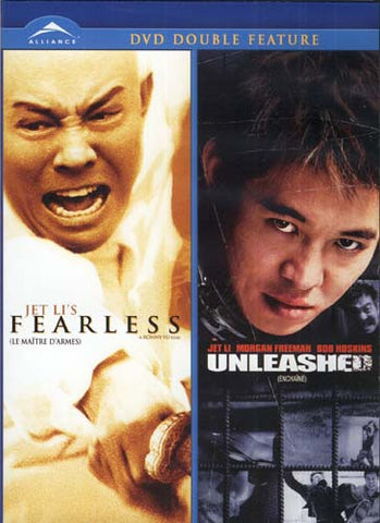 Fearless/Unleashed (Double Feature) (Bilingual) DVD Movie