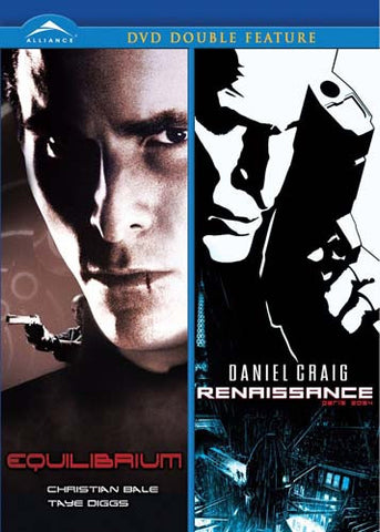 Renaissance / Equilibrium (Double Feature) (Bilingual) DVD Movie