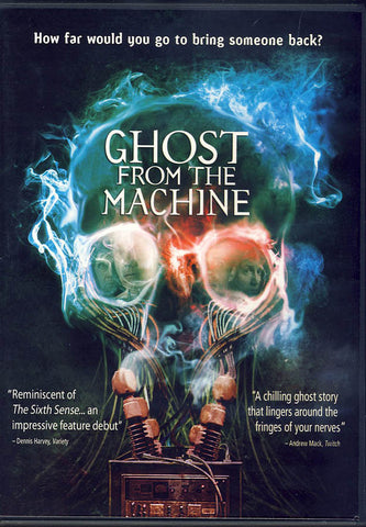 Ghost From the Machine DVD Movie