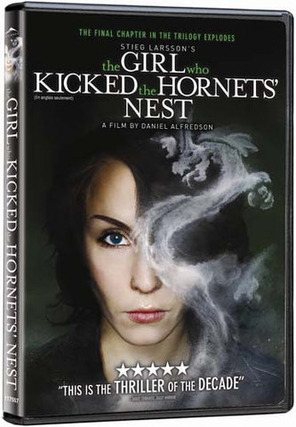 The Girl Who Kicked The Hornet's Nest (English Dubbed Version) DVD Movie