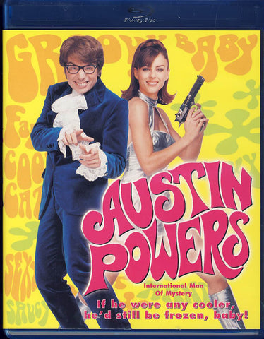 Austin Powers - International Man of Mystery (Blu-ray) BLU-RAY Movie