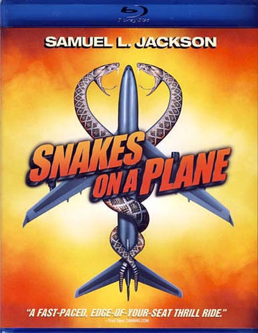 Snakes on a Plane (Blu-ray) BLU-RAY Movie