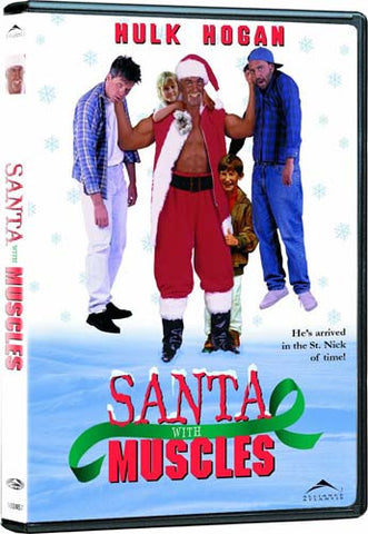 Santa With Muscles DVD Movie