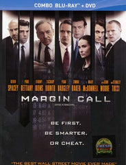 Margin Call (Blu-ray/DVD Combo) (Blu-ray) (DC) (Bilingual)