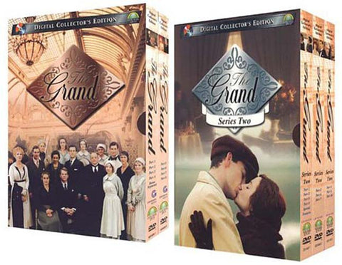 The Grand Series 1 and 2 (Boxset) DVD Movie