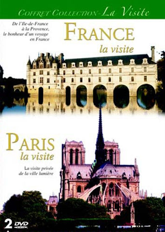 France La Visite/Paris La Visite (Coffret Collection - La Visite) (Boxset) DVD Movie