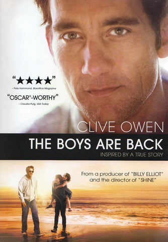 The Boys Are Back DVD Movie