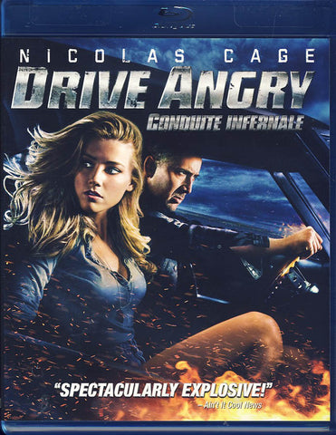Drive Angry (Bilingual) (Blu-ray) BLU-RAY Movie