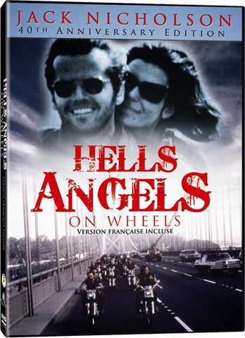 Hells Angels on Wheels (40th Anniversary Edition) (Bilingual) DVD Movie