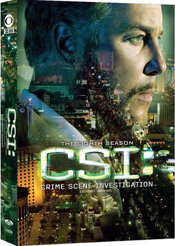 CSI - The Eighth Season (8) (Boxset) (Bilingual) DVD Movie