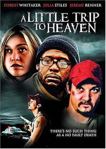 A Little Trip to Heaven (Bilingual) DVD Movie
