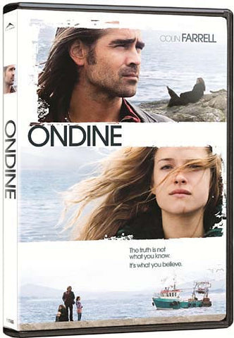 Ondine (Bilingual) DVD Movie