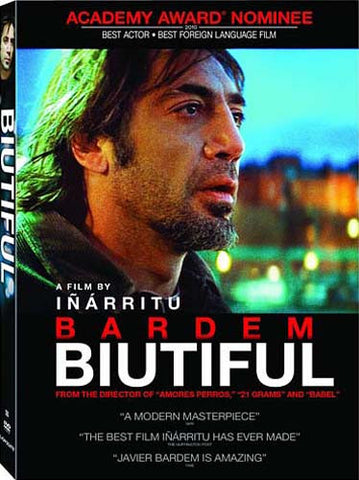 Biutiful DVD Movie