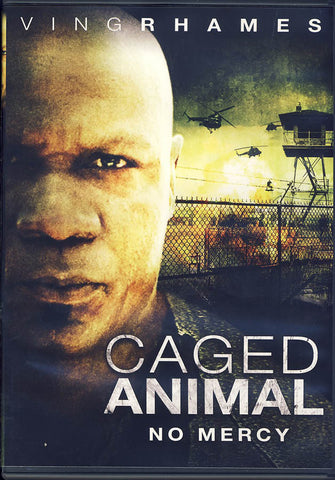 Caged Animal DVD Movie