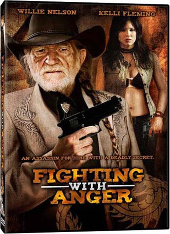 Fighting With Anger DVD Movie