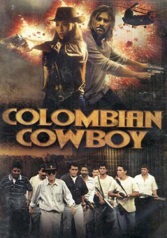 Colombian Cowboy DVD Movie
