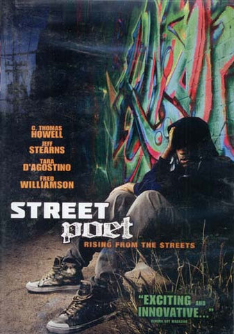Street Poet DVD Movie