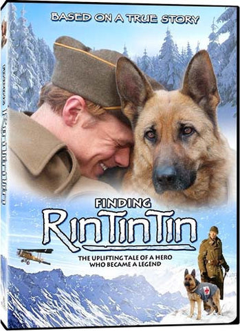 Finding Rin Tin Tin DVD Movie