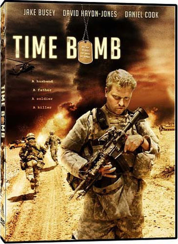 Time Bomb DVD Movie